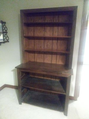 Wood Bookshelf for Sale in Richfield, OH