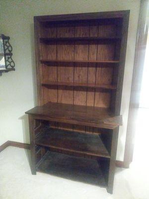 Wood Bookshelf for Sale in Richfield, OH
