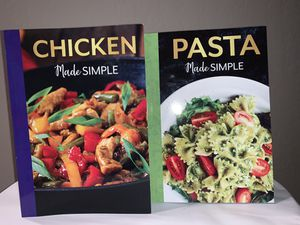 Made Simple cookbooks for Sale in Bakersfield, CA