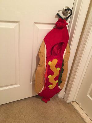Baby Hot Dog Costume 0-6 Months for Sale in Arlington, VA