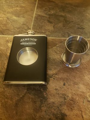 Jameson flask for Sale in Chattanooga, TN
