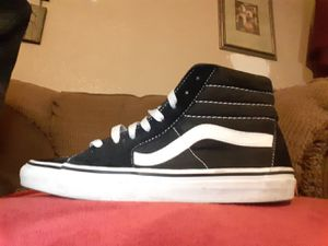 Van high tops mens 8 for Sale in Groves, TX