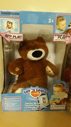 Interactive Teddy Bear for Sale in Austell, GA