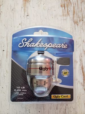 NEW Shakespeare Ugly Cast Fishing Rod Reel for Sale in Albuquerque, NM