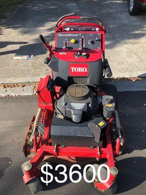 Toro Grandstand 40 inch deck for Sale in Atlanta, GA