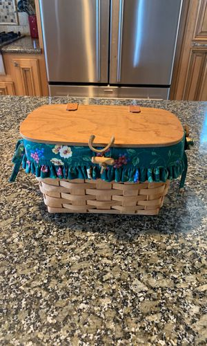 Longaberger small purse basket for Sale in Covina, CA