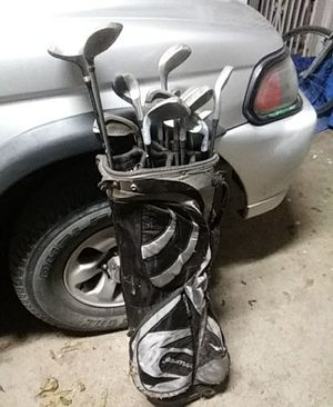 Bag of golf clubs for Sale in Hacienda Heights, CA
