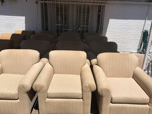 3 CHAIRS for Sale in Houston, TX