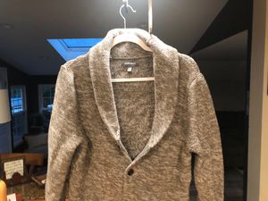 Bonobos Men's Cardigan sweater, button front, gorgeous!! for Sale in Collingswood, NJ
