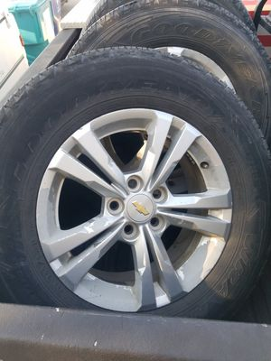 Chevy 5 lug rims for Sale in Erie, CO