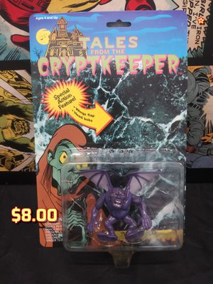 1993 Tales From The Cryptkeeper The Gargoyle Action Figure Ace Novelty Co *NIB for Sale in Alameda, CA