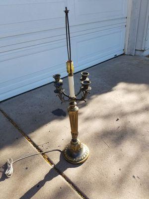 Antique lamp for Sale in Tempe, AZ