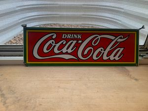 Authectic vintage cocacola sign for Sale in Englewood, CO
