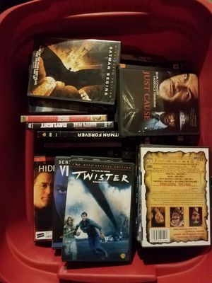 Over 50 DVD'S/Blu Rays for Sale in York, PA