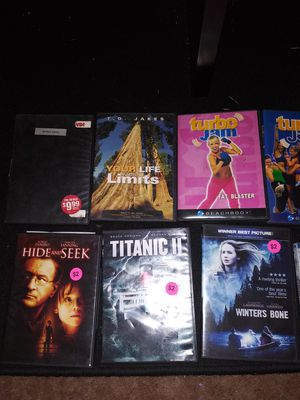 Dvds for Sale in Amarillo, TX
