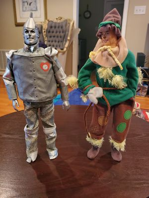 Scarecrow and Tin Man for Sale in District Heights, MD