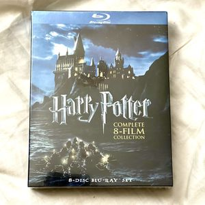 Harry Potter 8 -Film Collection • Bluray for Sale in Artesia, CA