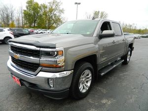 Certified pre-owned 2017 Chevy Silverado 1500 for Sale in Buffalo, NY