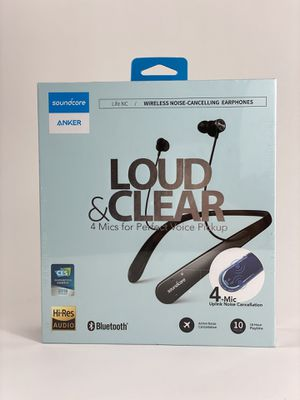 Soundcore Bluetooth Wireless Headphones for Sale in Pittsburgh, PA