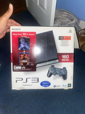 PS3 for Sale in ROXBURY CROSSING, MA