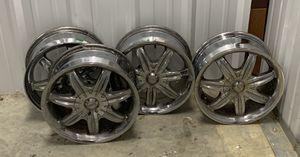 PRICE JUST REDUCED!! 16 TU Excalibur Rims for Sale in Columbus, OH