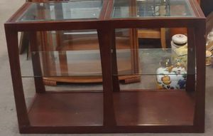 Solid Wood Hall Entry Display Table for Sale in Burlington, NC