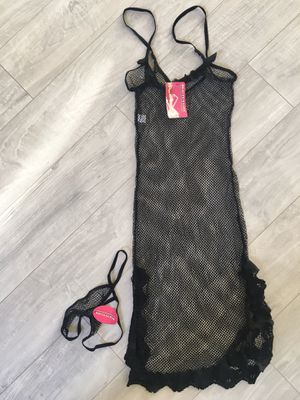 Sexy fishnet dress lingerie for Sale in Davenport, FL