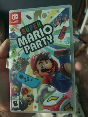 Mario party for Sale in Fresno, CA