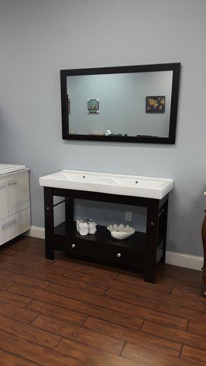 """48"""" bath vanity CORAL SPRINGS for Sale in Coral Springs, FL"""