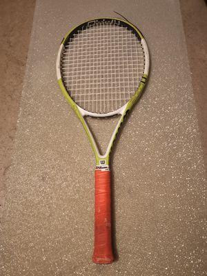 Wilson nCode nPro Tennis Racquet for Sale in Brea, CA