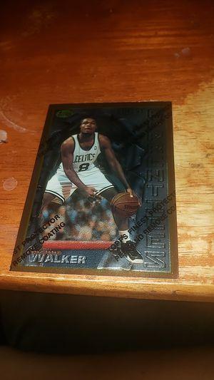 1996 rookie card antoine walker for Sale in Fresno, CA