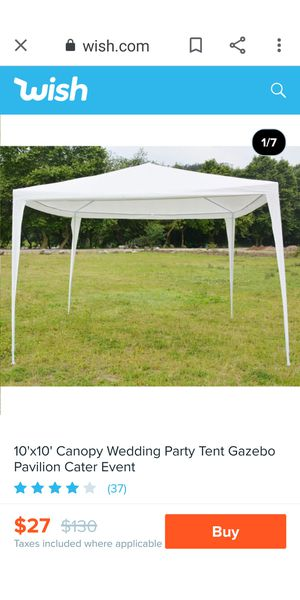 Pop up shade tent for Sale in Mesa, AZ