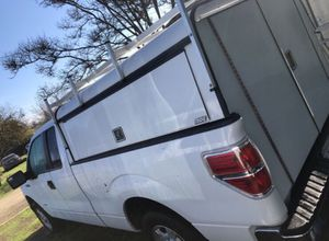 Ford F-150 Camper shell 2009/2014 for Sale in Perris, CA