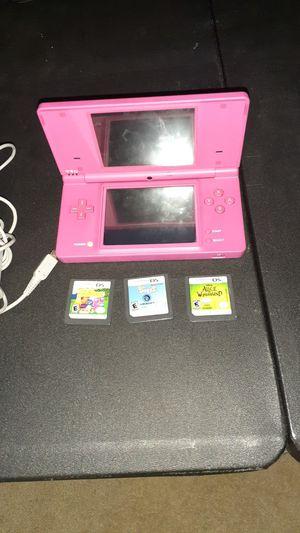 Nintendo DSi (Pink) for Sale in Chesapeake, VA