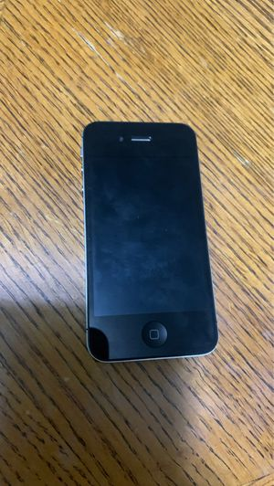 iPhone 4 DOES NOT WORK for Sale in Moreno Valley, CA