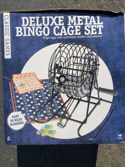 Bingo SET for Sale in Tacoma,  WA