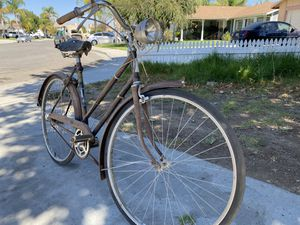 1950s woman's huffy bike for Sale in Moreno Valley, CA