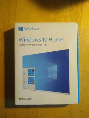 Window's 10 (usb & product key) for Sale in Sacramento, CA