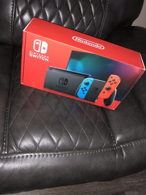 Brand New Nintendo Switch!!!! $200 for Sale in Dunwoody, GA