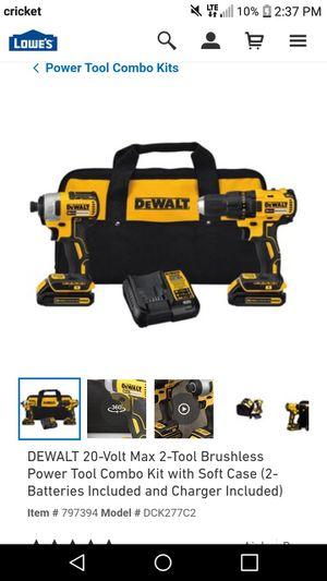 New Dewalt Drill set for Sale in Toppenish, WA