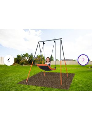 Flying swing set 1 or 2 kids swing great condition for Sale in Corona, CA