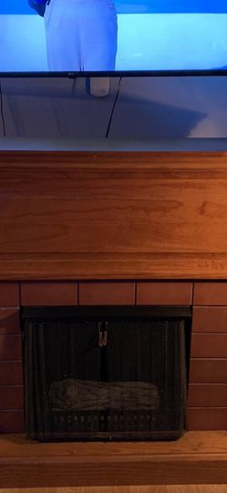 FREE Decorative Fireplace Mantle for Sale in Los Angeles,  CA