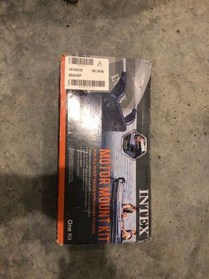 Intex motor mount kit for Sale in Moseley, VA