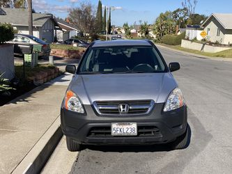 2004 Honda CRV. One Owner, Oil changed Every 4000 miles. No air, needs compressor. Great Engine for Sale in Mission Viejo,  CA