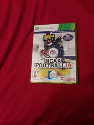 NCAA 14 video game for Sale in St. Louis, MO