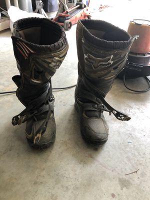 Dirt bike boots for Sale in Monroe, GA