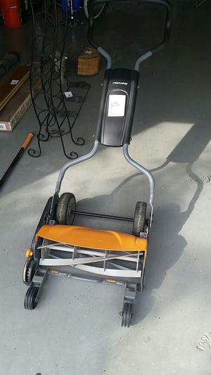 Fiskar lawn mower for Sale in Goodyear, AZ
