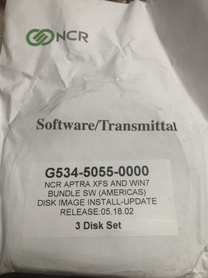 NCR APTRA XFS AND WIN 7 BUNDLE Software (3 Disk Set) for Sale in Cerritos, CA
