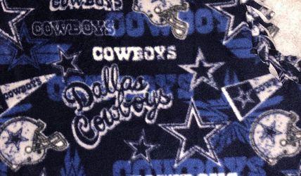 Dallas Cowboys Throw/Lap Blanket for Sale in North Las Vegas,  NV