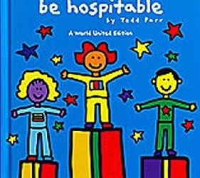 Rare Todd Parr Be Hospitable for Sale in Allen,  TX